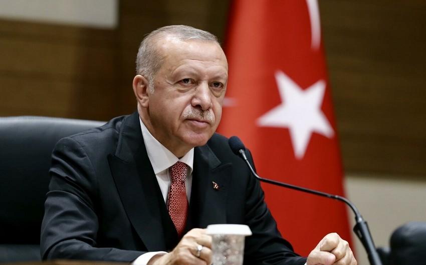 Türkiyə Prezidenti: Hazırda ABŞ-la münasibətlərdə yaxşı zaman deyil