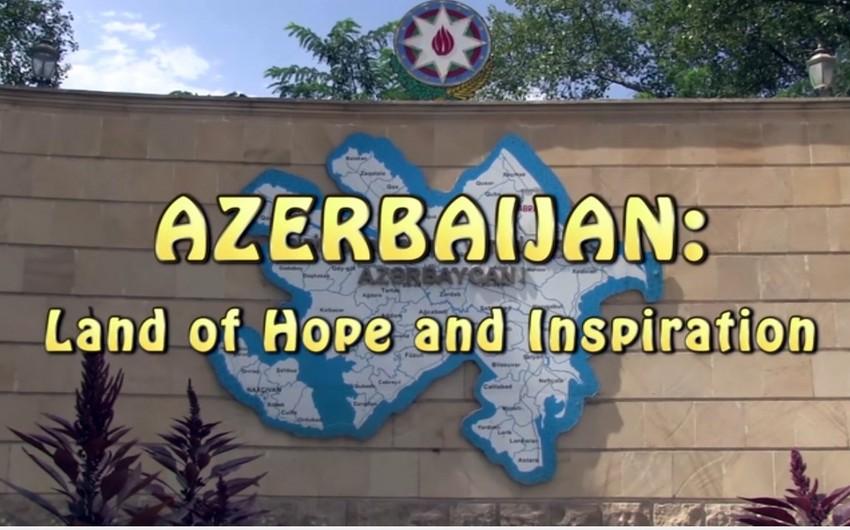 Los-Ancelesdə Azərbaycana dair sənədli filmlər ekranlaşdırılıb