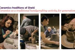 Şəki Avropanın Keramika Marşrutuna üzv qəbul edilib