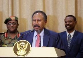 Sudanda hərbi çevriliş zamanı yoxa çıxan baş nazir evinə qayıdıb