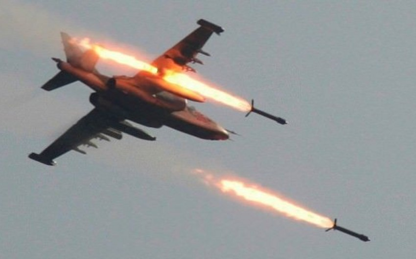 Rusiya qırıcıları Suriyanı bombalayıb, 49 nəfər ölüb - YENİLƏNİB