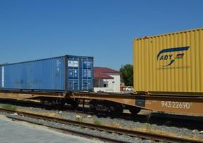 BTQ ilə 15 mininci konteyner daşınıb