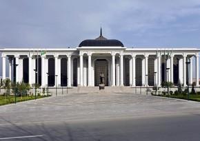 Turkmen parliament ratifies MoU on Dostlug field
