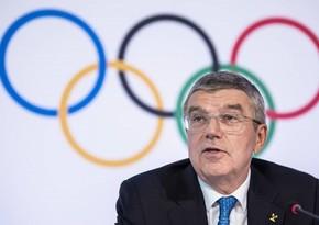 IOC prezidenti: Yaponiya xalqının olimpiadaya münasibəti yaxşılaşıb