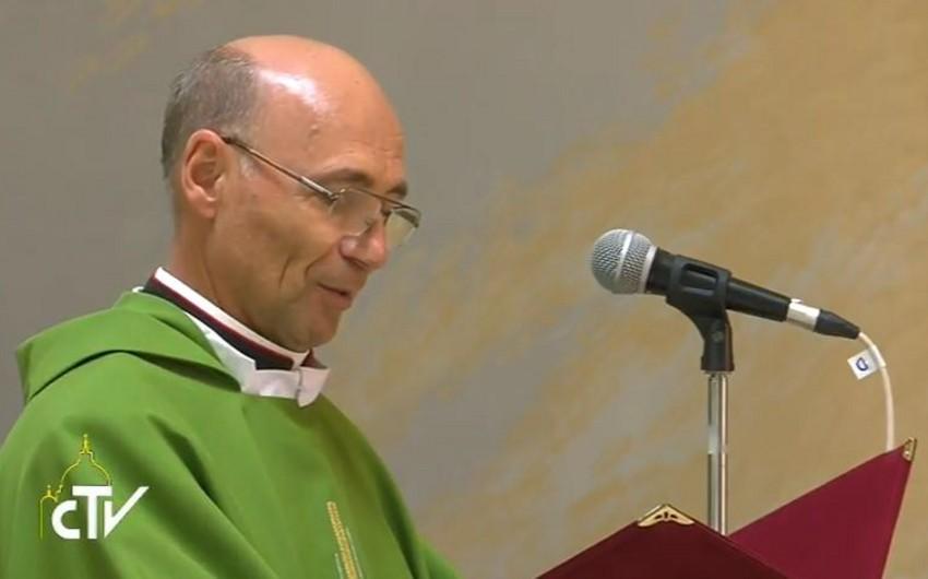 Bakıda Roma Papasından Qafqazda sülh üçün dua etməsi xahiş olunub