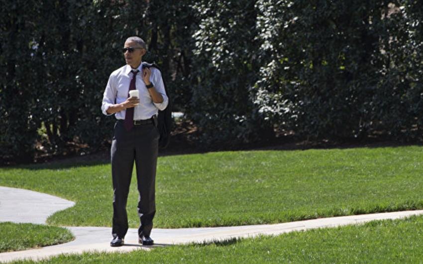 Barak Obama: Avropa üçün təhlükələr sonda ABŞ-a qarşı təhdidlərə çevrilir