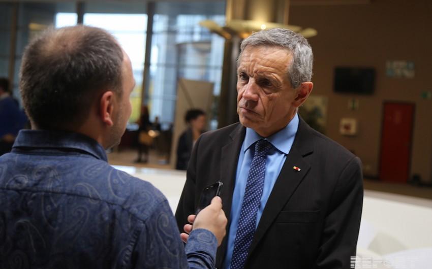 Jan Pol Palomeros: NATO Azərbaycanın Əfqanıstanda sülhməramlı əməliyyatlarda iştirakını yüksək qiymətləndirir