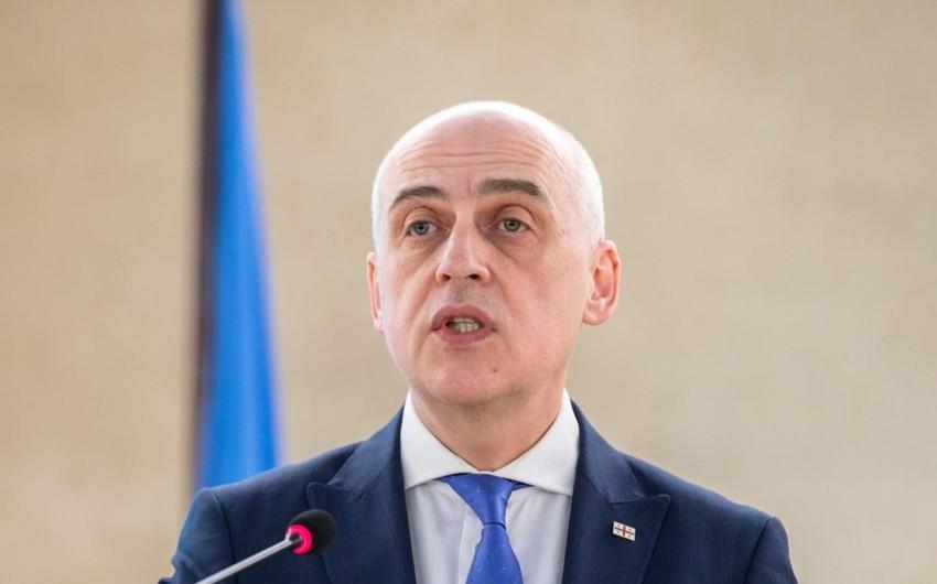 Zalkaliani: Georgia's strategic partnership with Azerbaijan to receive new impetus