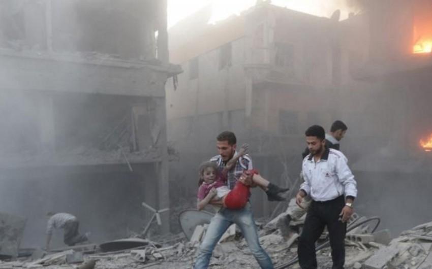 Əfqanıstanın Xələc kəndi bombalanıb, 35-dən çox dinc sakin ölüb