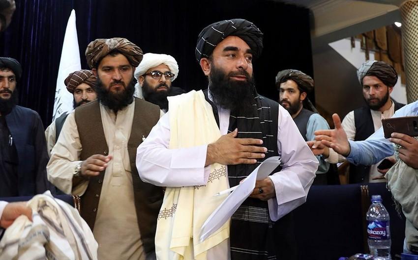Çin Taliban hökumətini tanıyacaq