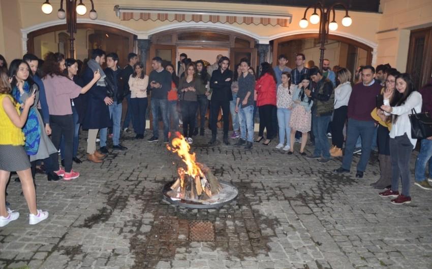 Azərbaycanın Macarıstandakı səfirliyində Novruz tədbiri keçirilib
