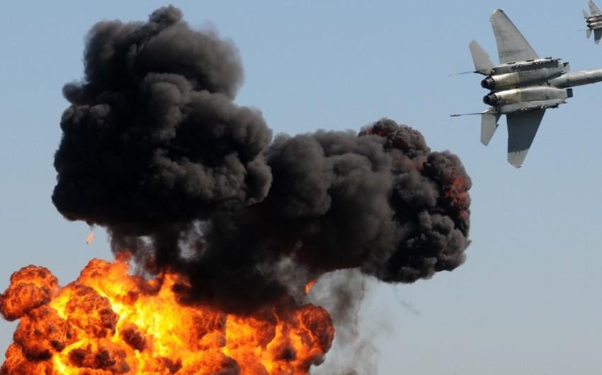 ABŞ HHQ-nin zərbələri nəticəsində Suriyada 100-dən çox Əl-Qaidə döyüşçüsü məhv edilib