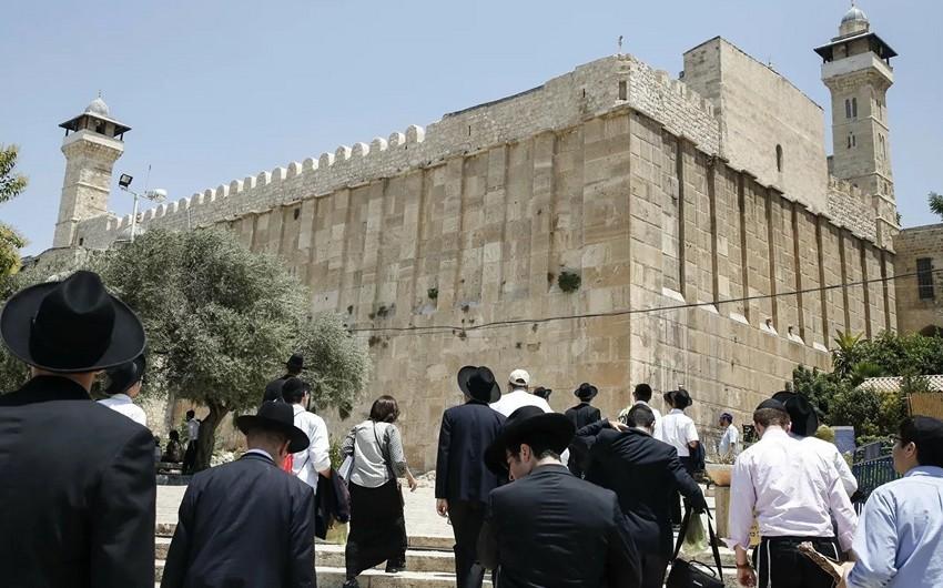 İsrail Hevronda yeni yəhudi yaşayış məntəqələrinin inşasını planlaşdırır