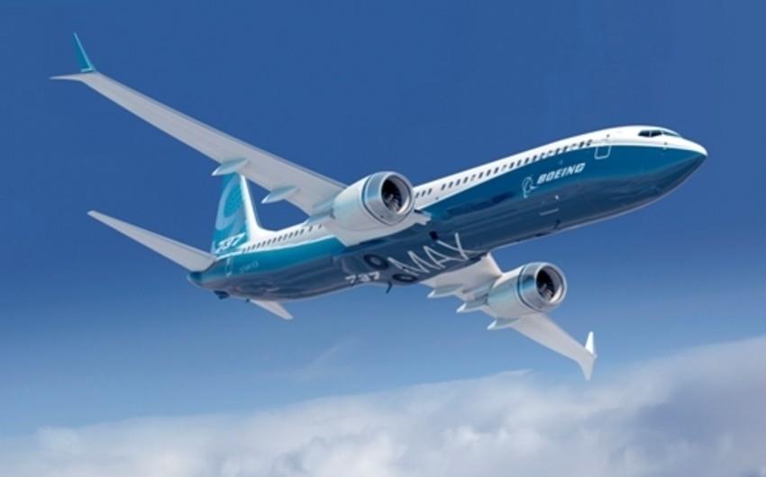 Boeing 737 MAX-9 tipli təyyarənin sınaq uçuşu aprel ayında olacaq