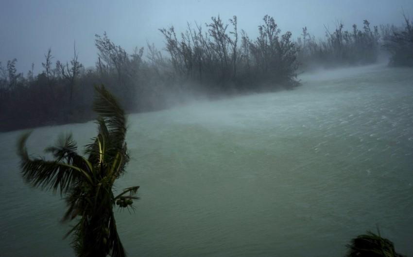 Dorian qasırğası Baham adalarında 5 nəfərin həyatına son qoyub - VİDEO - FOTO