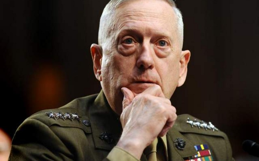 Trump picks James Mattis for defense secretary
