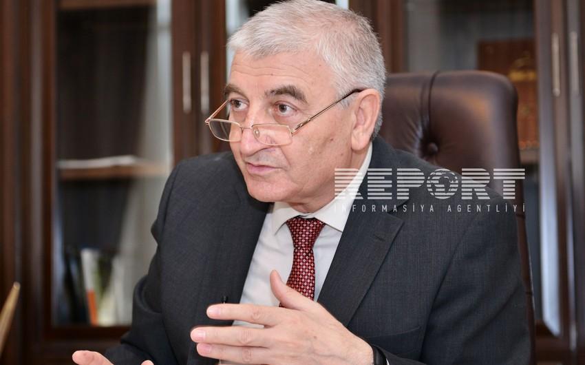 CEC Chairman Mazahir Panahov leaves for Austria