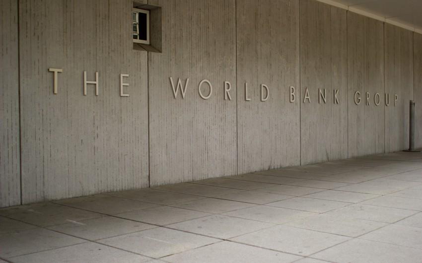 Dünya Bankı: Bu il Azərbaycanda 4,5% iqtisadi artım olacaq