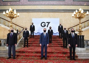 G7 Foreign Ministers gather for their first plenary session in two years