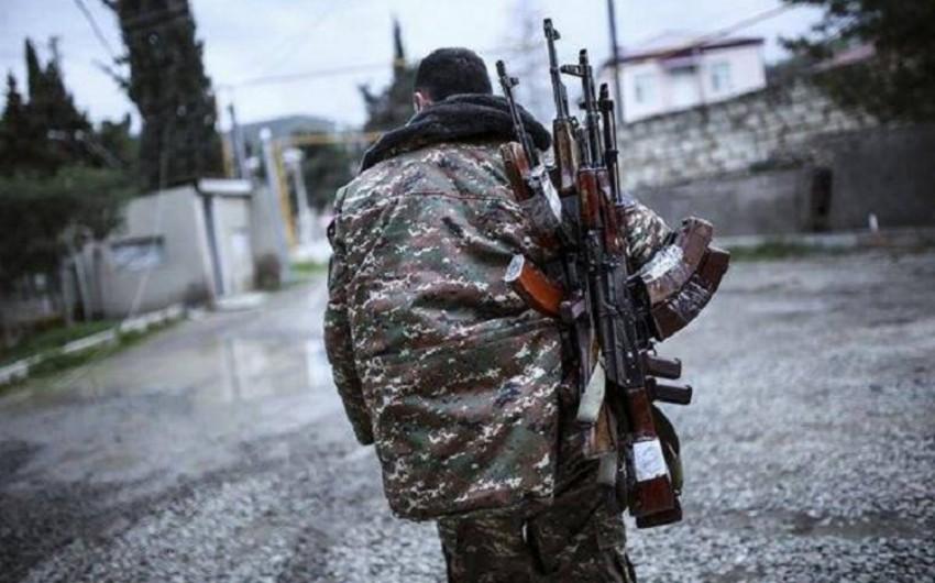Ermənistan ordusunda kadr dəyişikliyi olub