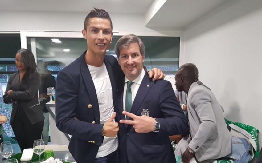 Sportinqin prezidenti 19 futbolçunu komandadan uzaqlaşdırıb