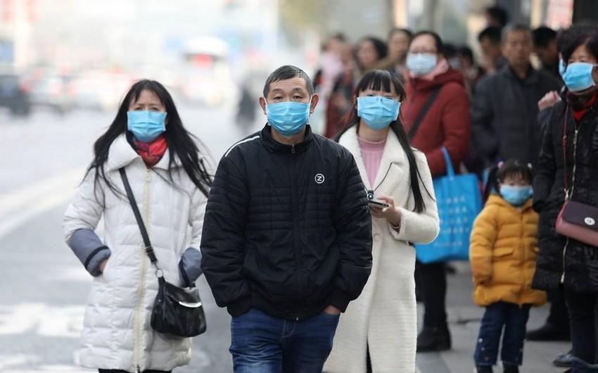 Çində koronavirusa yoluxanların sayı 79 minə yaxınlaşır