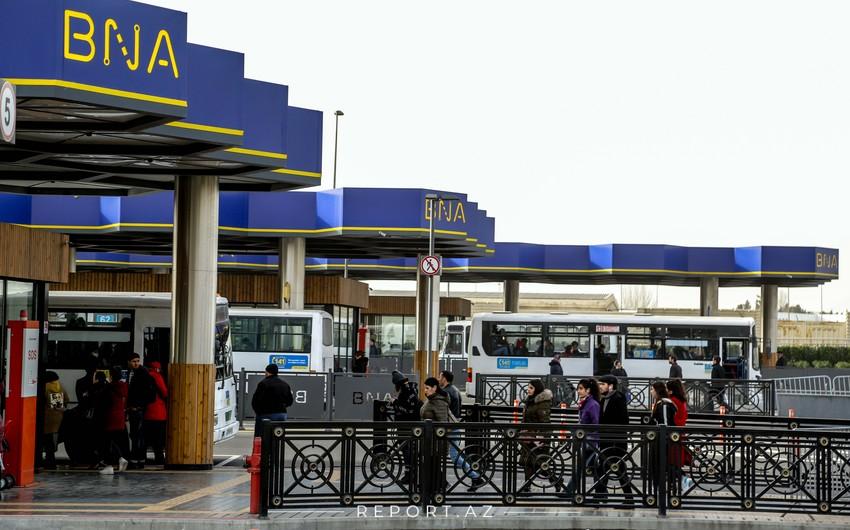 BNA прокомментировало акцию протеста водителей автобусов