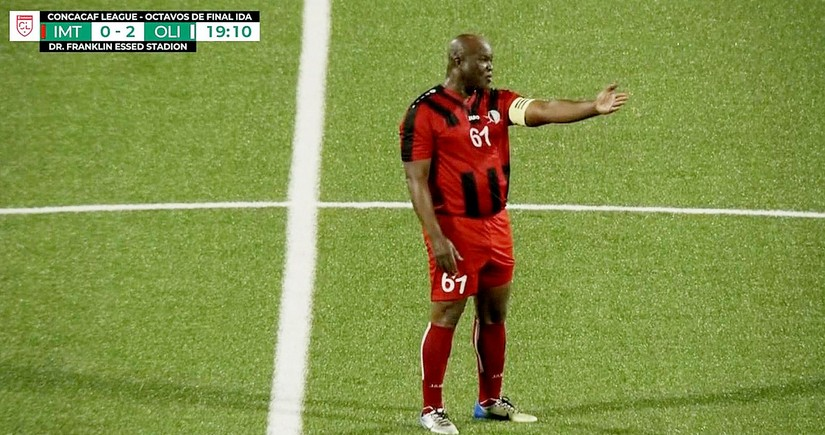 Два клуба дисквалифицированы из-за участия в матче вице-президента Суринама