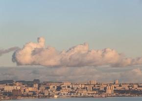 Sabaha gözlənilən hava proqnozu açıqlanıb