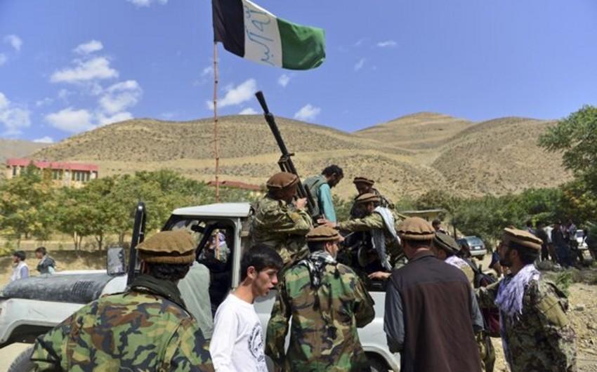 Талибы захватили центральный район в Панджшере