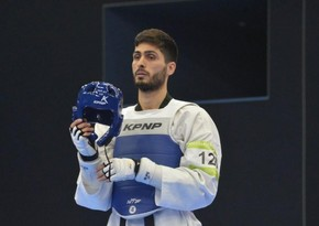 Taekvondoçumuz Avropa çempionatında gümüş medal qazandı - YENİLƏNİB - 1