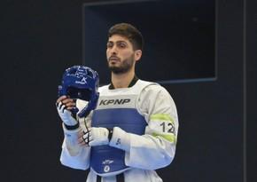 Avropa çempionatı: Taekvondoçumuz bürünc medalı təmin etdi