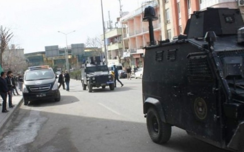Türkiyədə partlayıcı dolu traktor aşkarlanıb