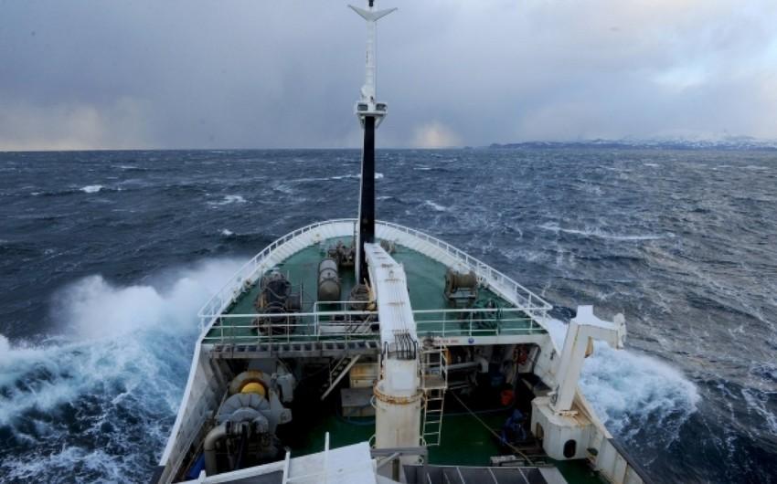 Şimali Koreya Rusiyaya məxsus balıqçı gəmisini saxlayıb