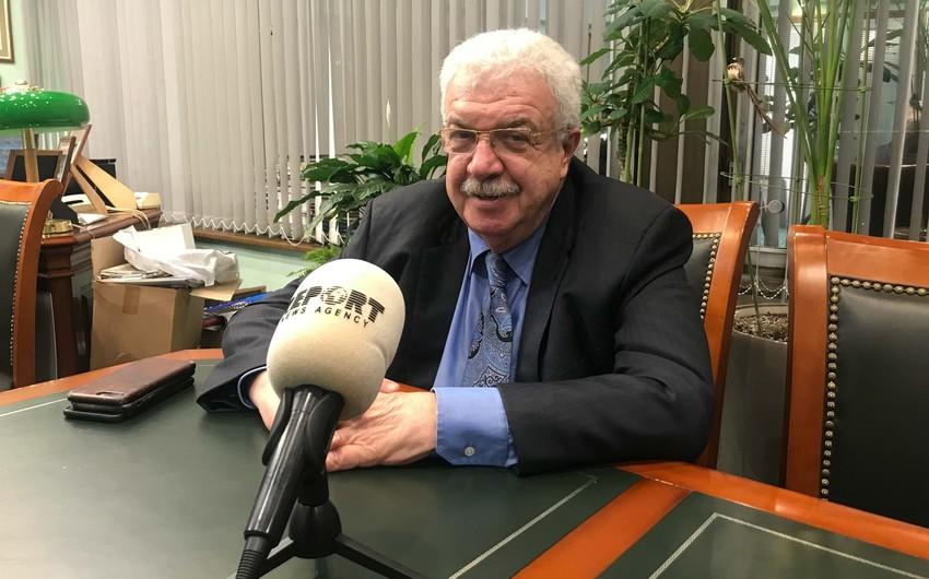 """Azərbaycan Prezidenti Mixail Qusmanı """"Şərəf"""" ordeni ilə təltif edib"""