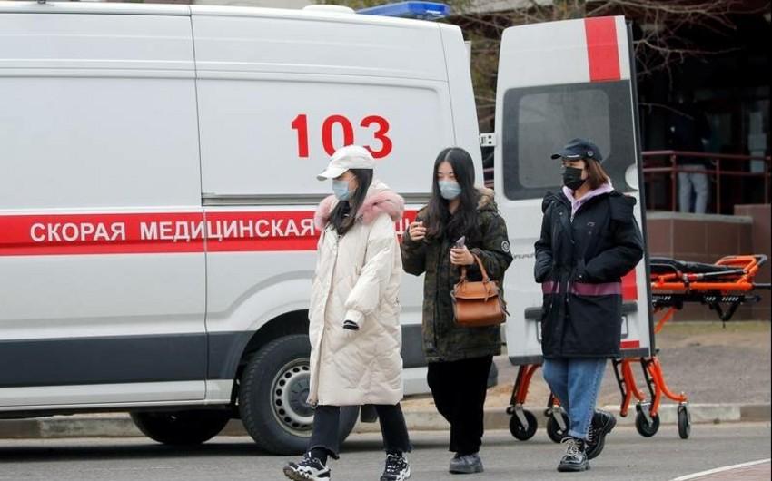 Belarusda koronavirusa yoluxanların sayı artdı