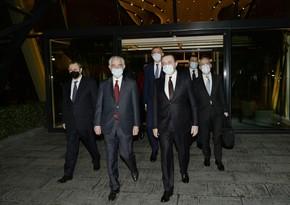 Gürcüstanın Baş nazirinin Azərbaycana səfəri başa çatıb