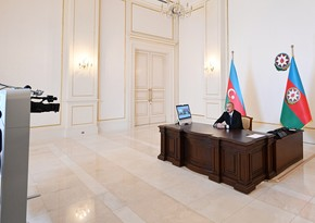 Ilham Aliyev gives interview to Euronews TV