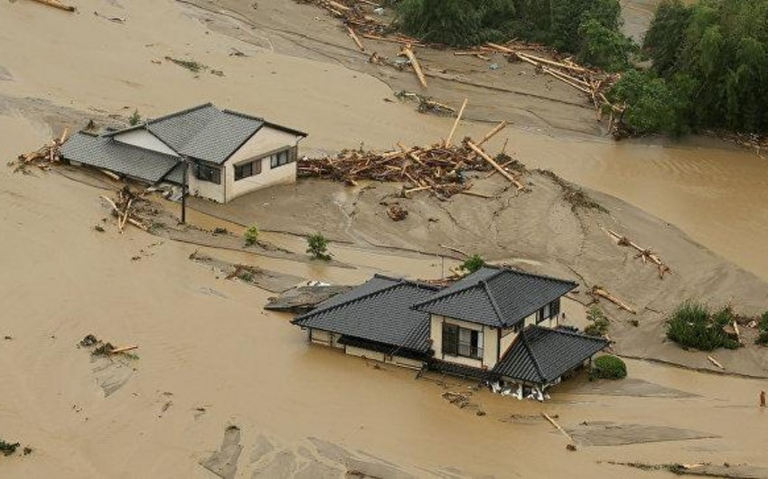 Southwestern Japan hit by heavy rain, death toll rises to 44