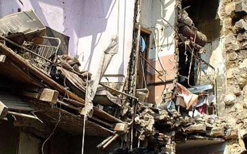 Keniyada yaşayış binasının uçması nəticəsində 3 nəfər ölüb, 55 nəfər dağıntılar altından çıxarılıb - YENİLƏNİB