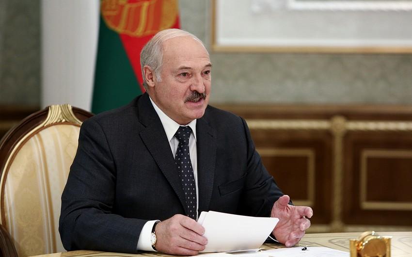 Belarus MSK: Lukaşenko seçkilərdə liderdir