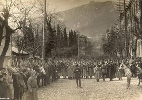 100 лет боевого братства: Как грузины и азербайджанцы защищали Тбилиси