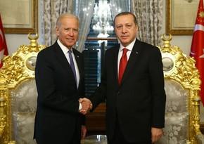 Эрдоган и Байден договорились встретиться в Брюсселе