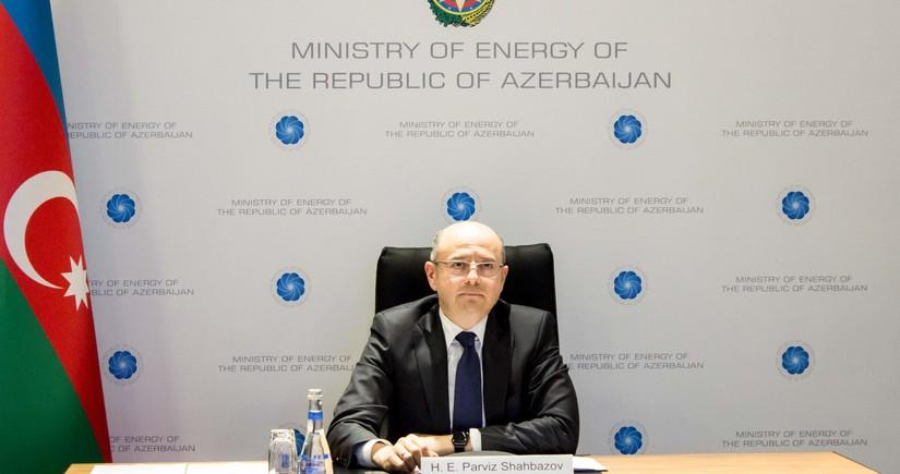 """Pərviz Şahbazov: """"Azərbaycan OPEC+ öhdəliklərinə sadiqdir"""""""