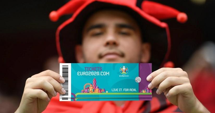 Евро-2020: Стало известно время возобновления продажи билетов на игры в Баку
