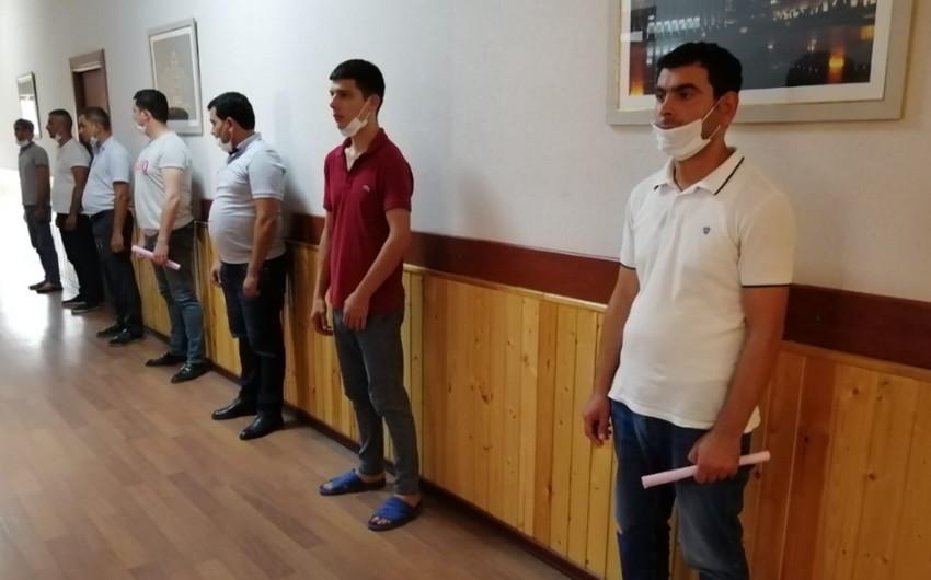Abşeronda karantini pozan dönərxana və kafe aşkarlandı