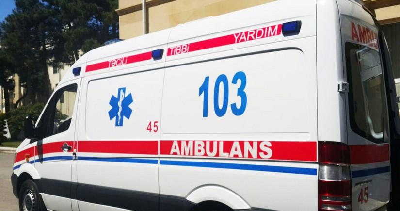 Lənkəranda qadını vuraraq öldürən sürücü saxlanılıb - YENİLƏNİB