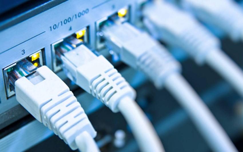 Delta Telecom: Bakının internet təchizatında 99% problem yoxdur