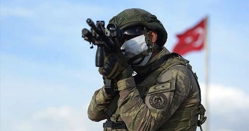 PKK terror təşkilatının rəhbərlərindən biri məhv edildi