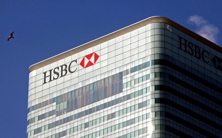 HSBC-nin xalis mənfəəti 31% artıb